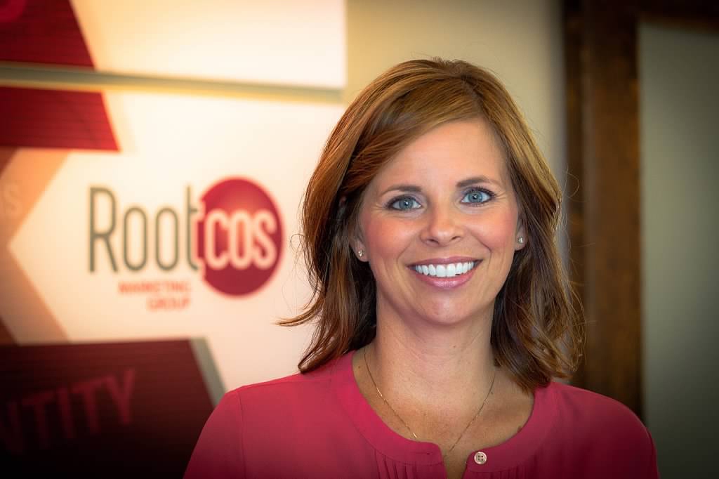 Lindsay Cosimano President of Root Cos Marketing Group